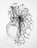 The Mass , ABS Filament, 3D Drawing, 2015